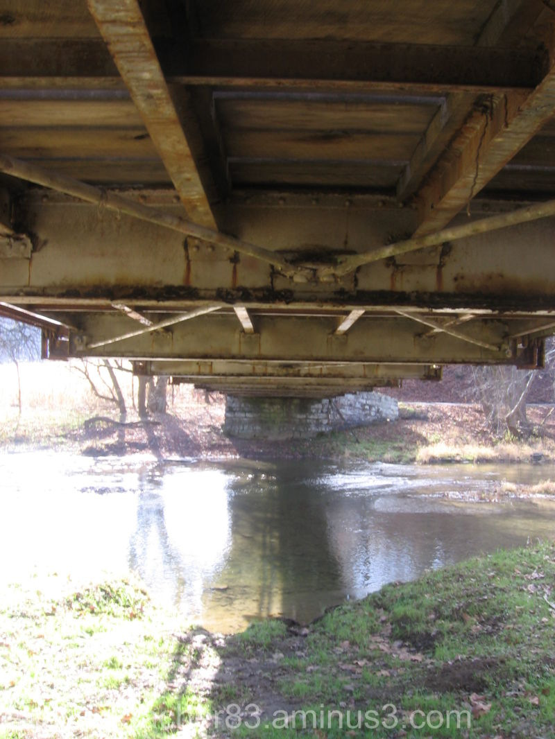 Pump Station Bridge