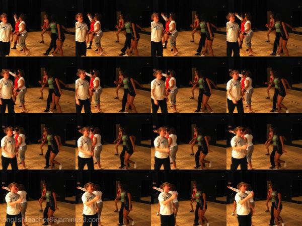 Teaching the Dance