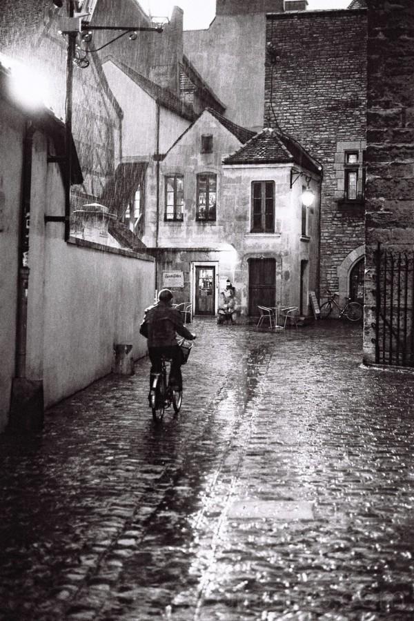Rue de la chouette Dijon