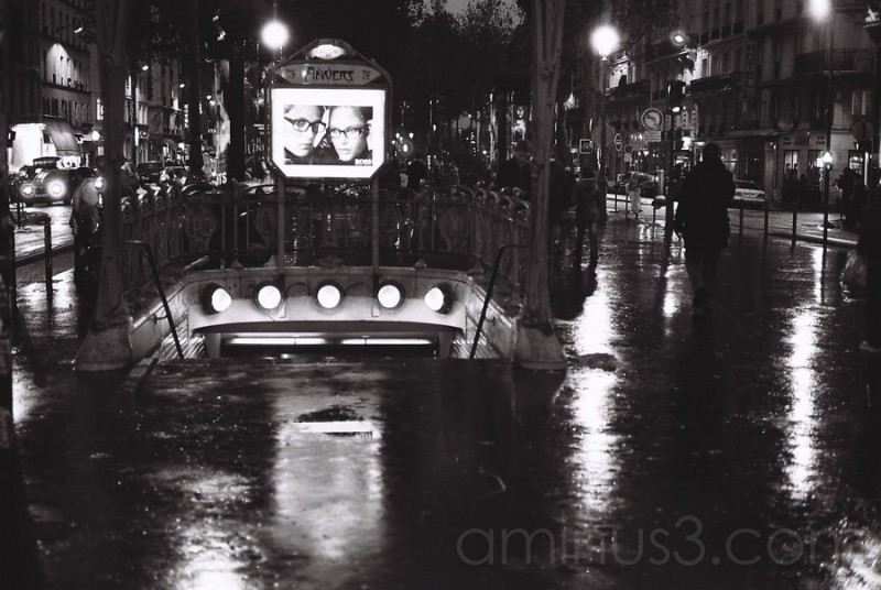 Metro Anvers
