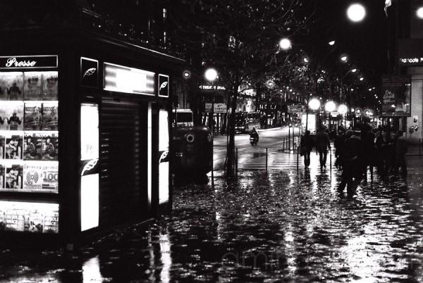 Boulevard des Capucines Paris