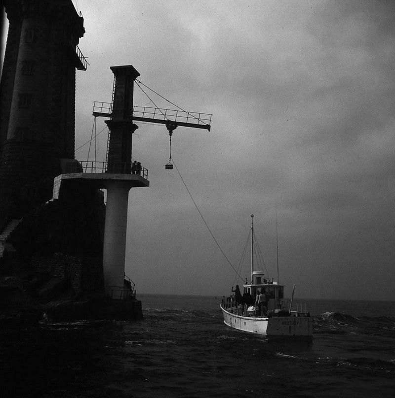 Pointe du Raz, phare de la vieille