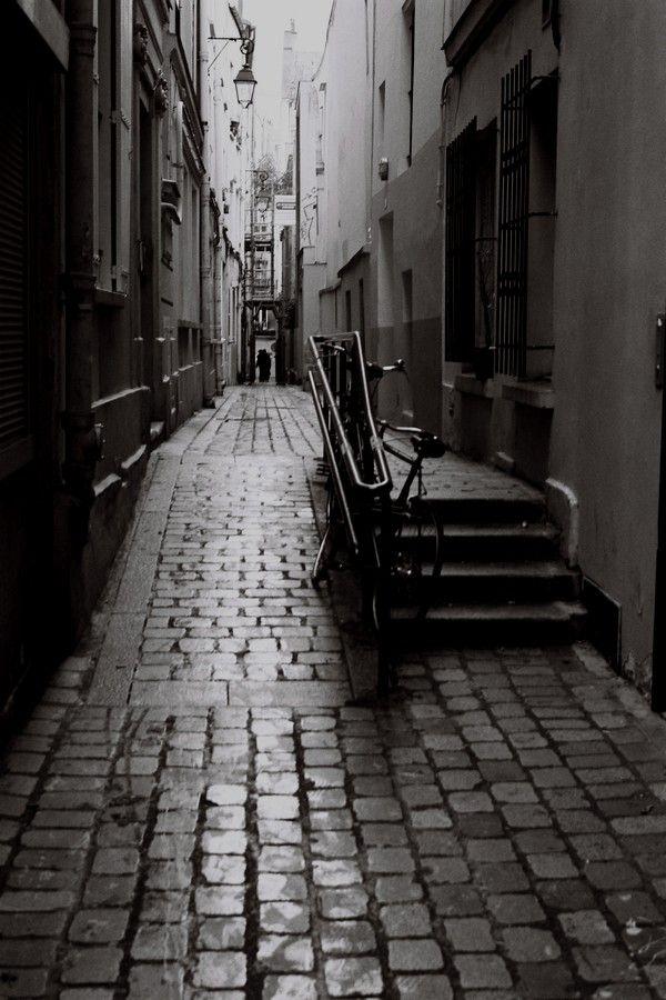 Rue de Briare Paris