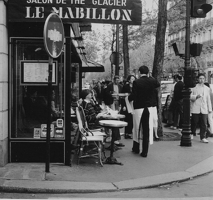 Le Mabillon, Bd Saint Germain