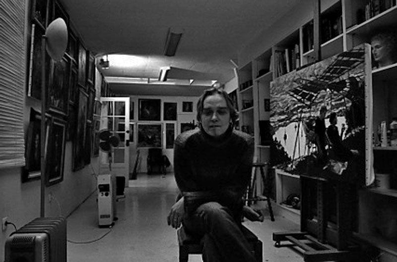 anton Yakutovych, Painter