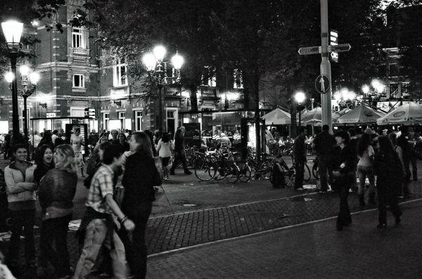 nuit d'Amsterdam