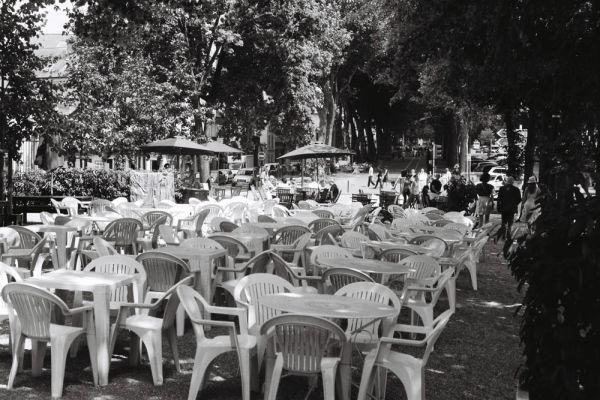 jeux de chaises - Versailles