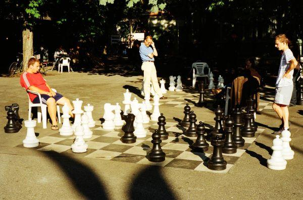 jeux d'echecs Genève