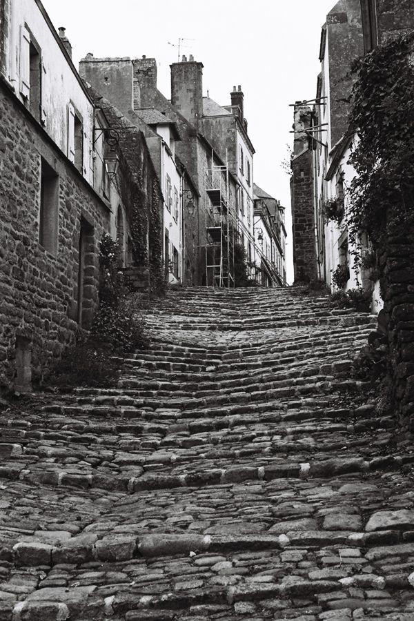 La rue Chère Pt Croix