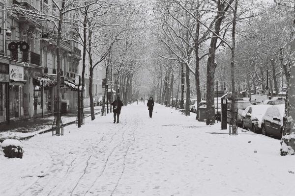Boulevard de Reuilly Paris