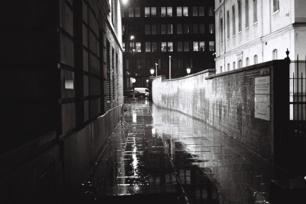 London a little street