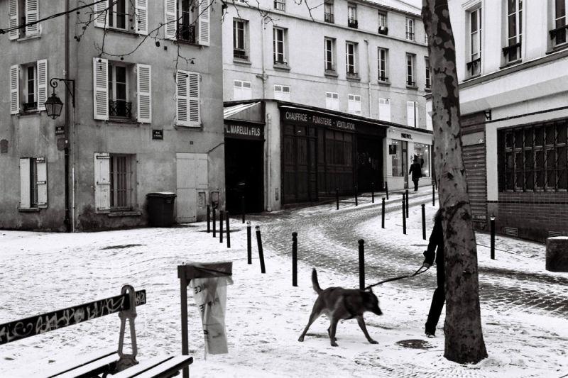 Abbesses Paris