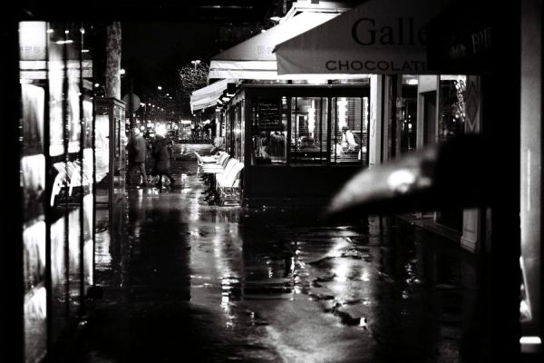 Boulevard Haussman Paris