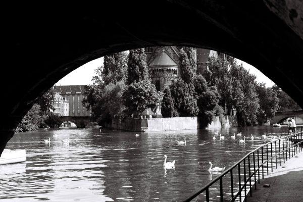 Metz, coin de fraicheur