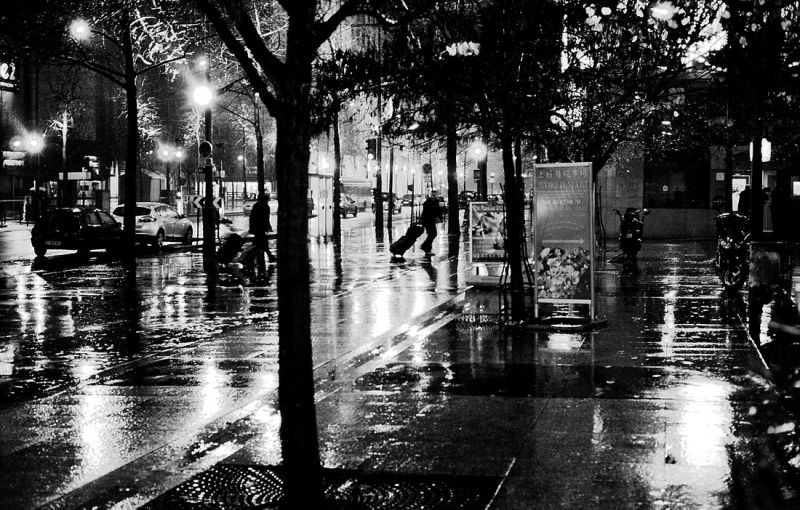 Coeur de pluie