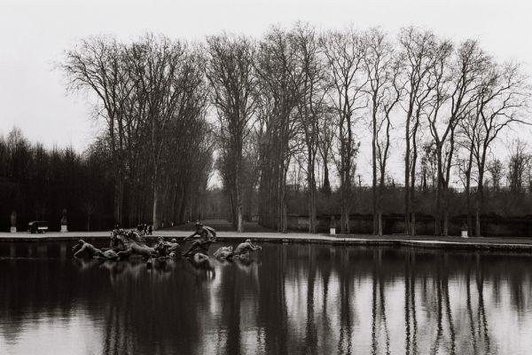 Bassin à Versailles