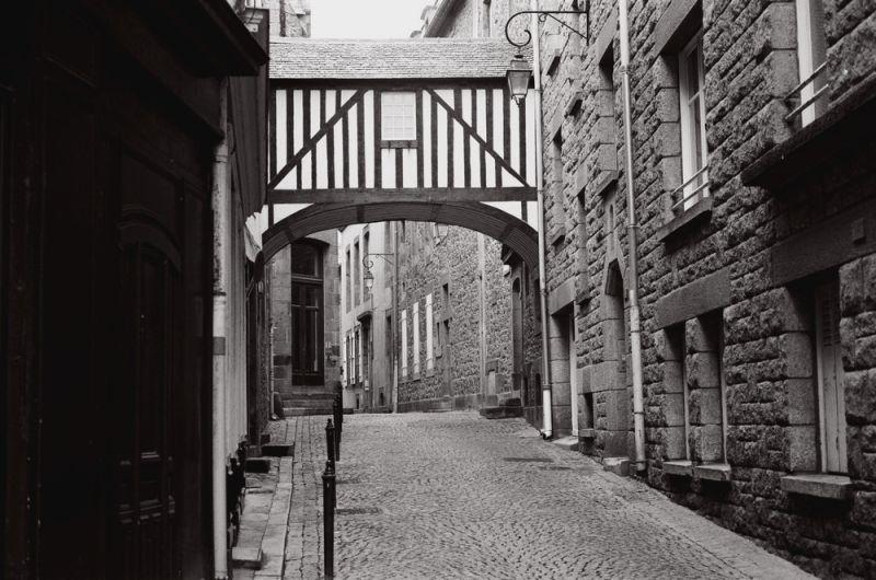 Saint Malo vieille ville