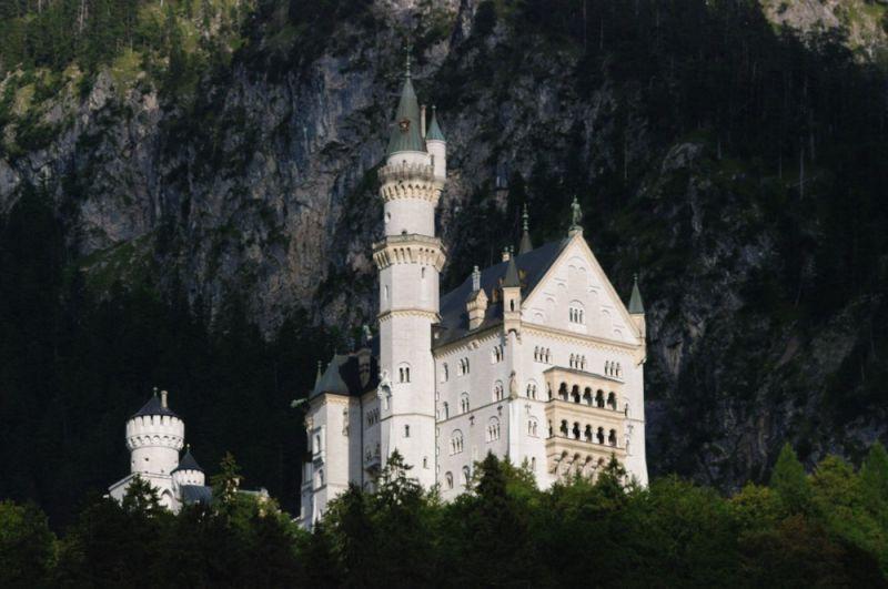 Château de Neuschwanstein - Bavière