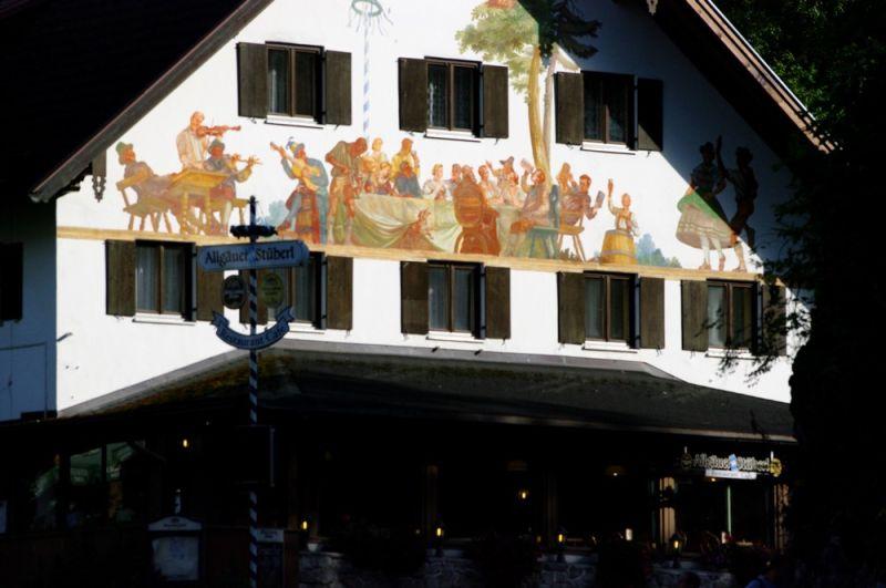 Auberge en fête - Bavière