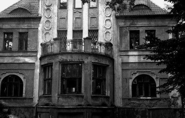 La vieille maison, Kaliningrad