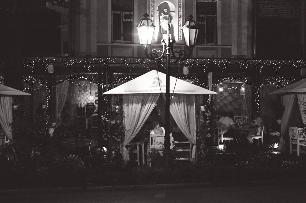 Le restaurant  du parc, Odessa