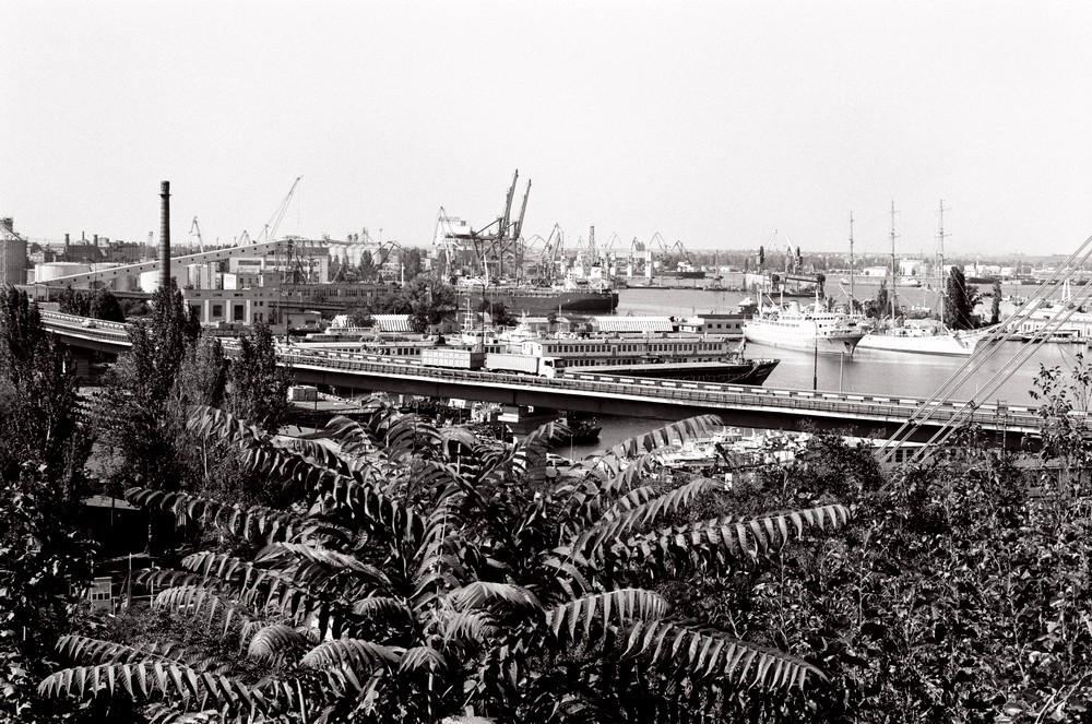 Le Port d'Odessa