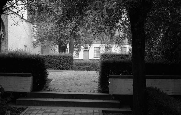 le jardin, Bruges