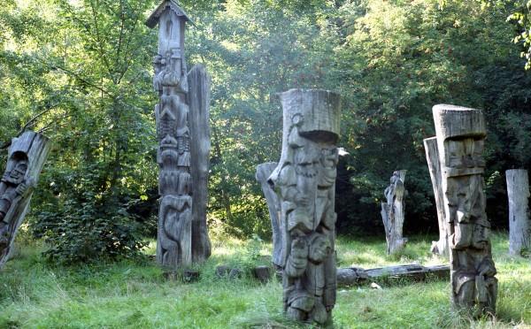 Sculptures Svetlogorsk