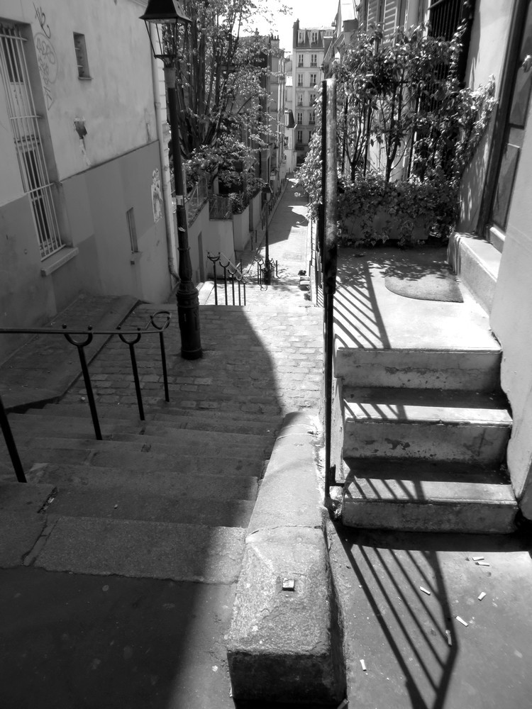 Abbesses  Montmartre