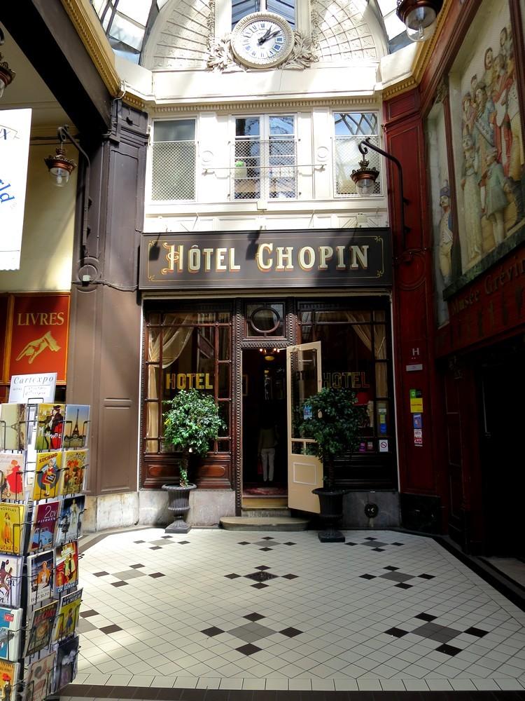 Hôtel Chopin
