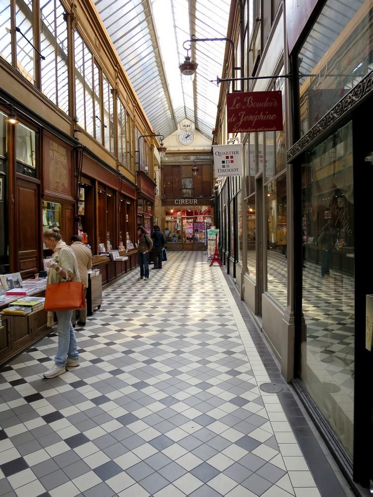 Passage Verdeau Paris