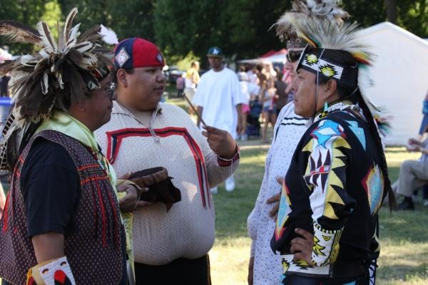 NAtive Merican Indian