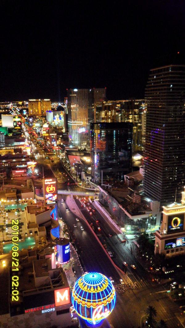 A City of Lights