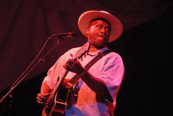 Taj Mahal live at the Kate Wolf Festival