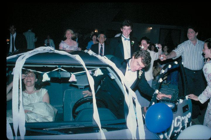 Heidi and Bob got married