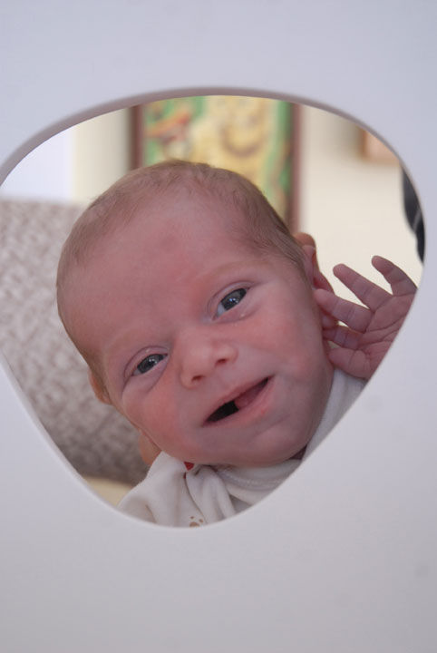 Holden Booth in his first month