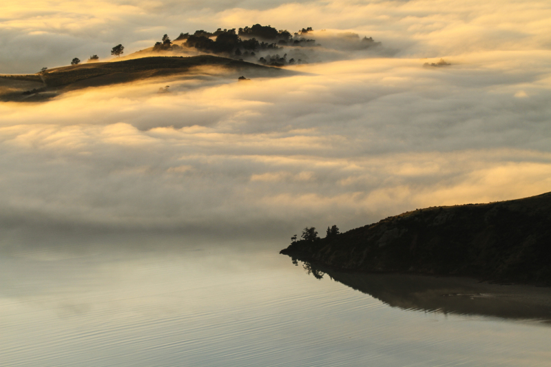 Islands in the mist .3.