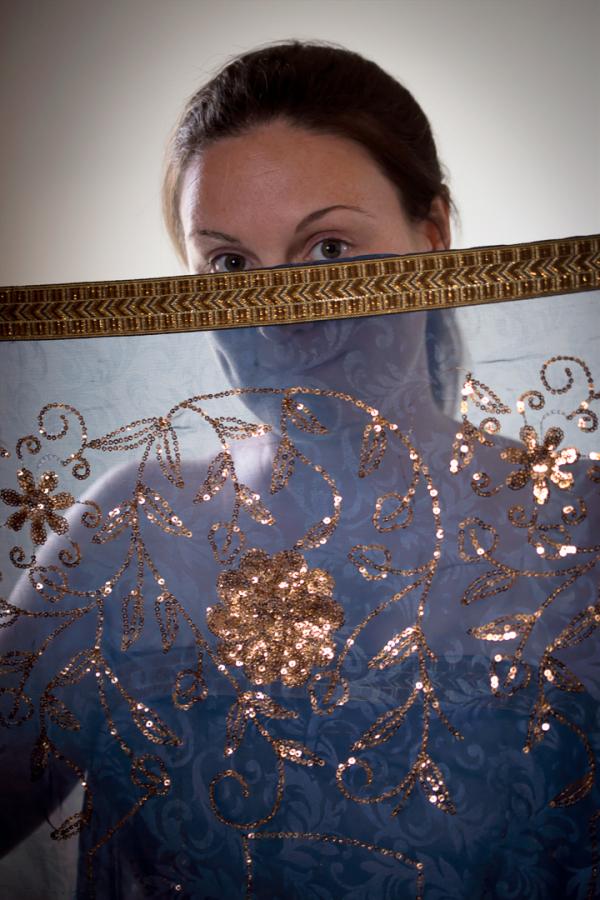 Behind the Sari , Anna  no2.