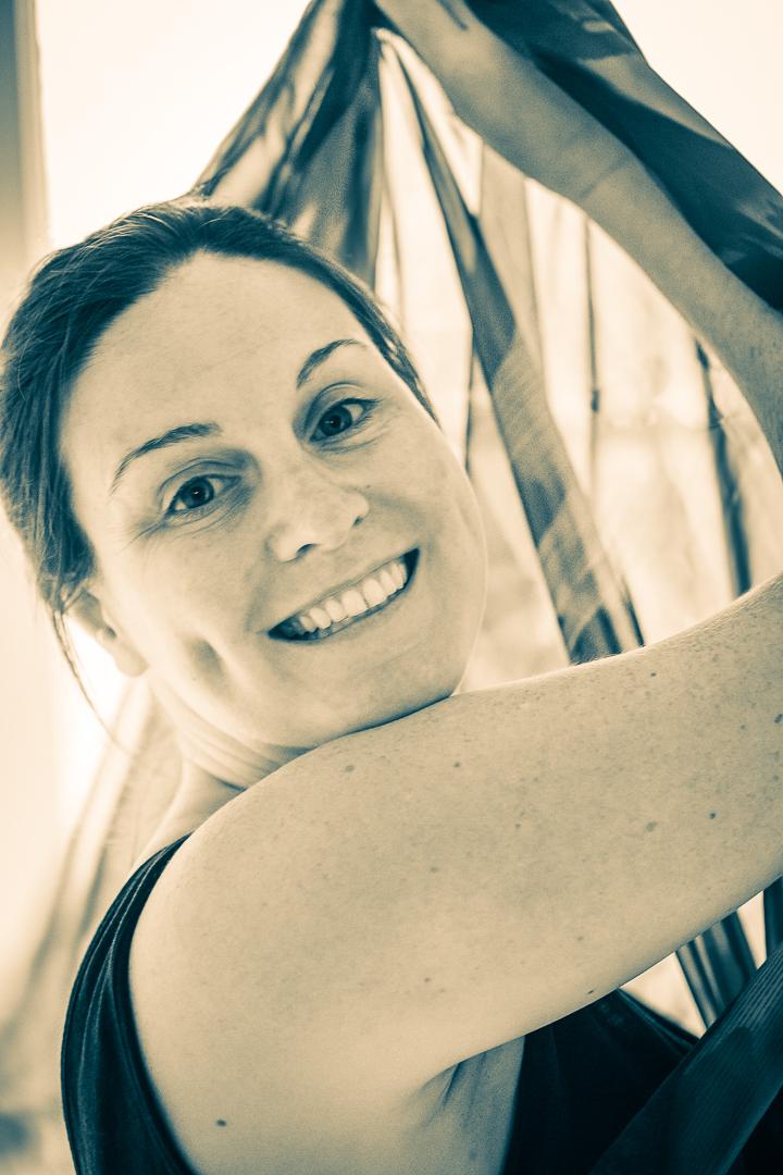 Sepia treatment -sort of!  Anna no 5