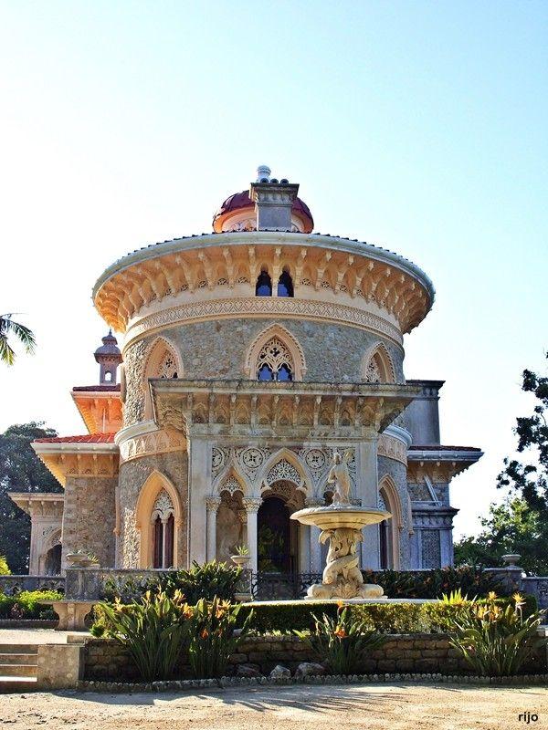 Monserrate Palace, Sinta, Portugal