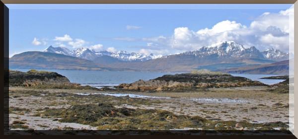 The Isle of Skye in April