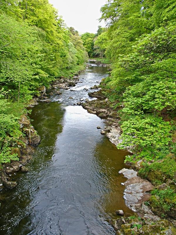 Highland River Glen