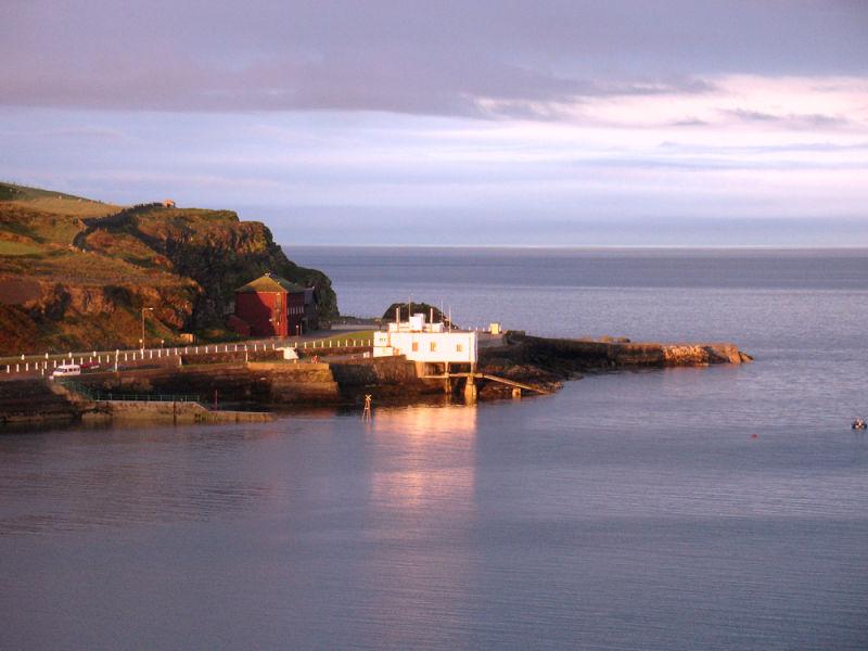 Morning in Port Erin - Isle of Man