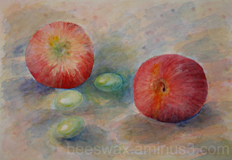 Still life  water colour