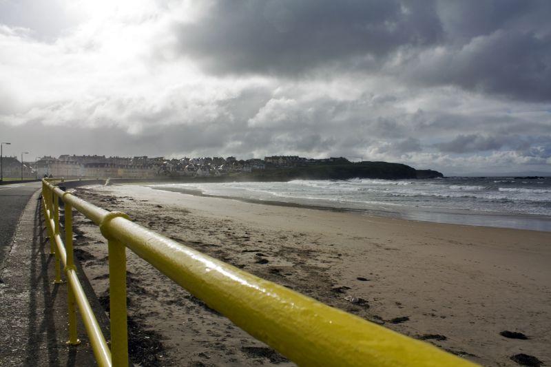 Shto from a walk at the north coast again.