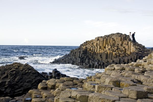 Photo from the Giant's Causeway.