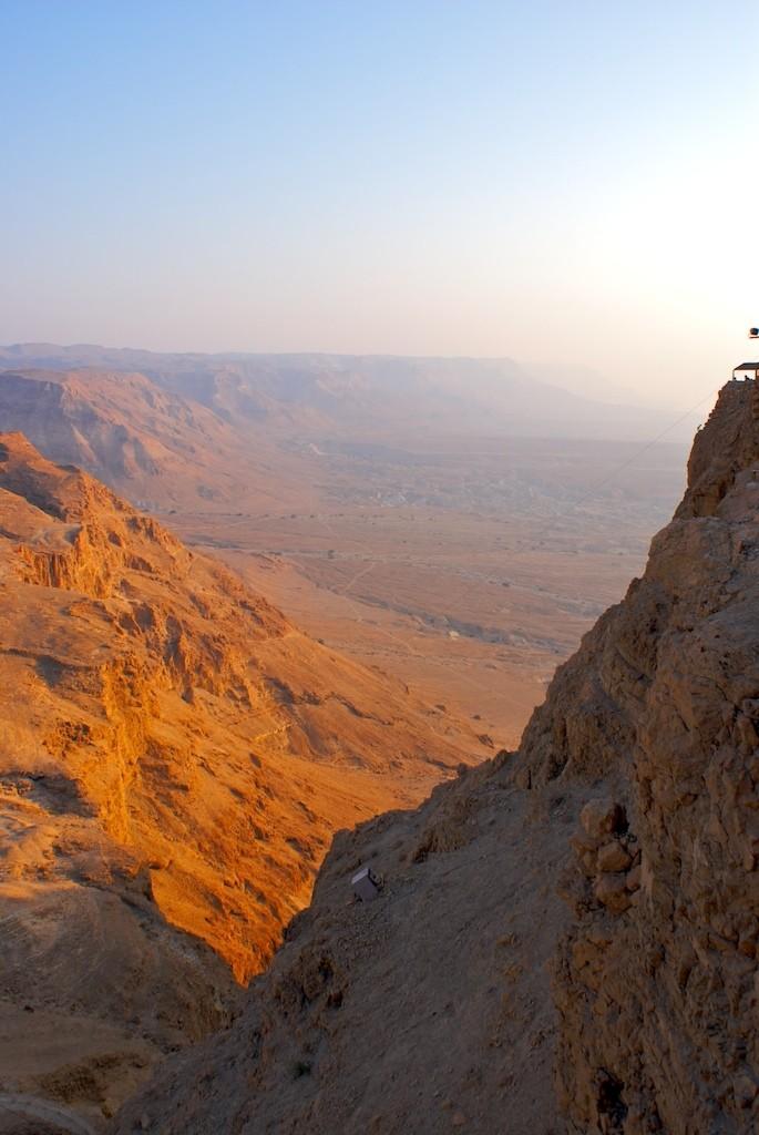 View From Mesada, Israel