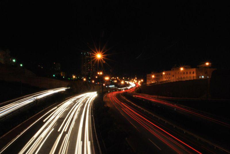Tehran midnight