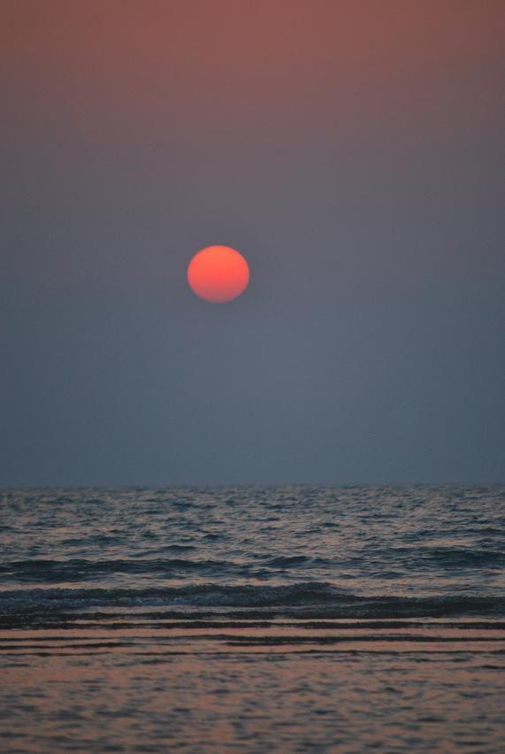 Sunset - Deylam Beach