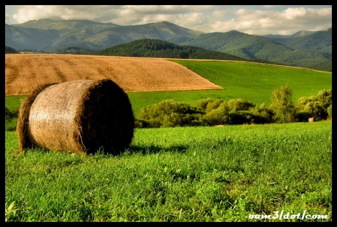 Country Brezno Slovakia